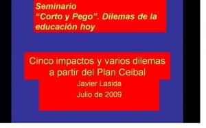 Presentación de Javier Lasida
