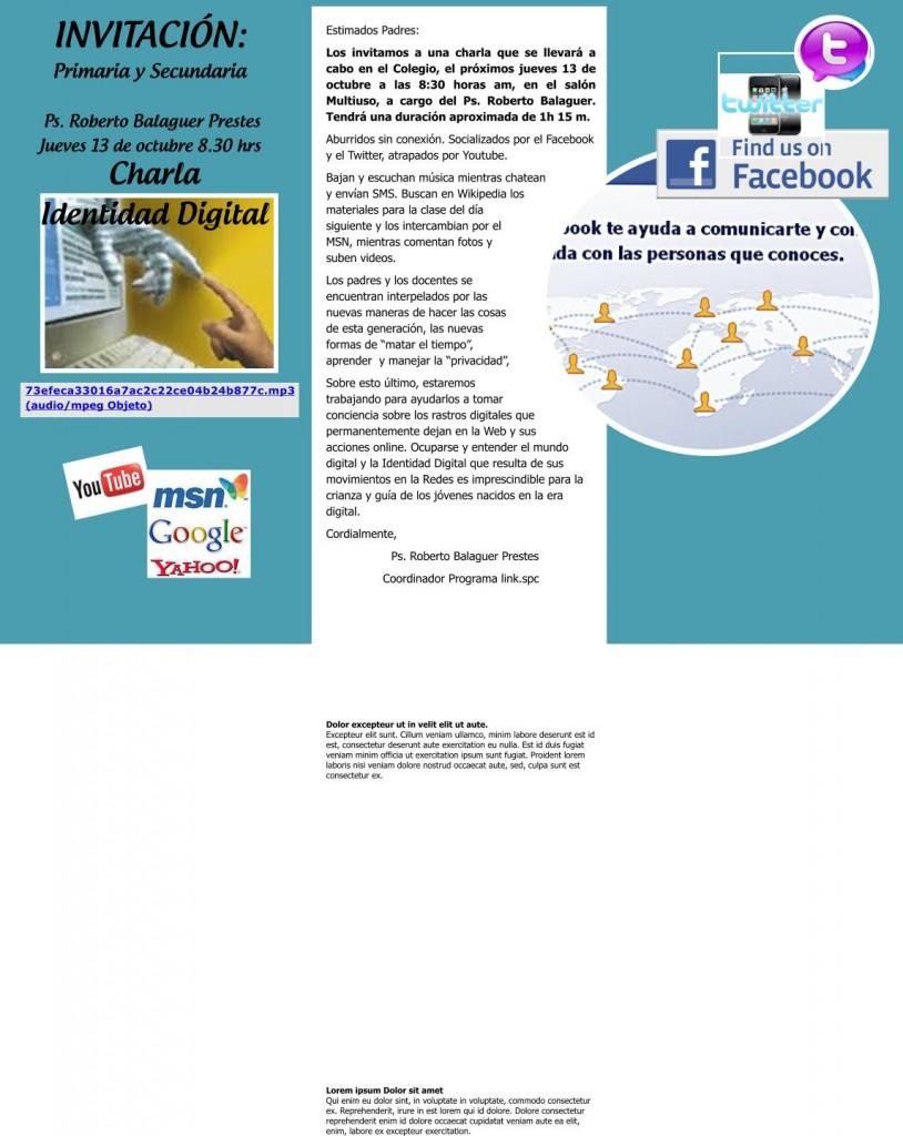 Charla Roberto Balaguer 814x1024 Identidad digital