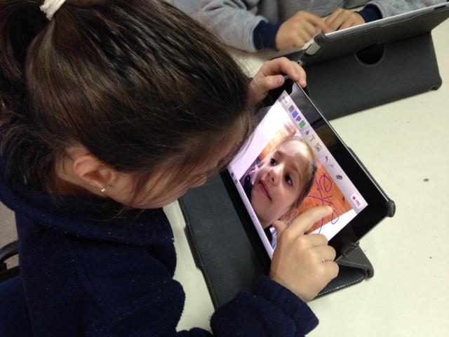 Tecnología touch en los primeros años